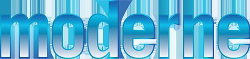 Moderne Glass Logo